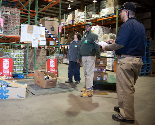 My Visit to the Local Food Bank to Learn About How to Feed the Hungry