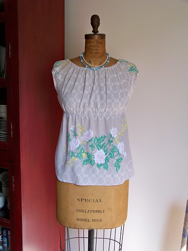 Pastel Tablecloth Top by you.