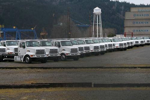 oregon portland trucks sterling unsold