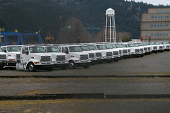 oregon portland trucks sterling unsold