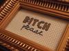 Bitch - please!! (Stitch Out Loud) Tags: crossstitch please craft popart bitch stitchoutloud