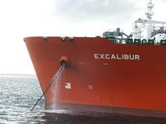 2007_0122hogmanyandtanker0034 (breeksy2002) Tags: sea water orkney ship lpg scapaflow shiptoship