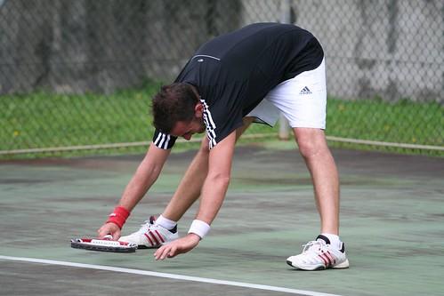 Championnat Provincal de Tennis 2009 à Poindimie #1