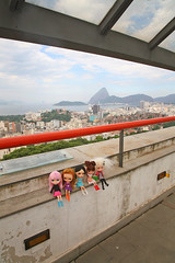 the girls in Rio