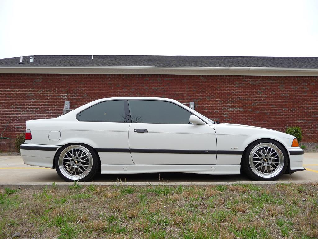 E36 on BBS's - BMW-SG - The