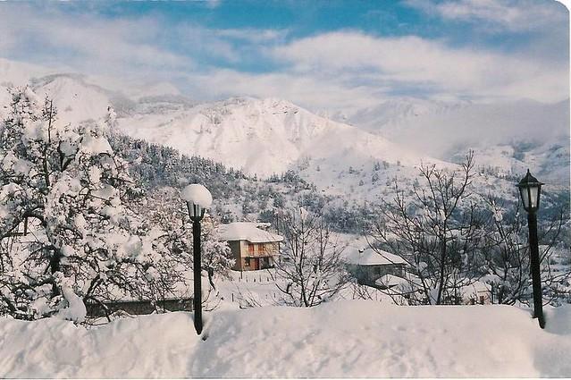 Ήπειρος - Ιωάννινα - Δήμος Μαστοροχωρίων Πληκάτι, με θέα το Γράμμο