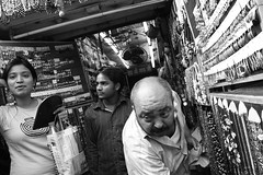 the shopkeeper the assisstant and the girl (lightonmymind) Tags: street people blackandwhite india girl delete10 shopping delete9 delete5 delete2 pretty delete6 delete7 candid delhi bald earring delete8 delete3 delete delete4 save save2 keep streetshop trinklets ditch1 ditch2 ditch3 ditch6 ditch8 ditch9 ditch10 ditch5 ditch7 dich4
