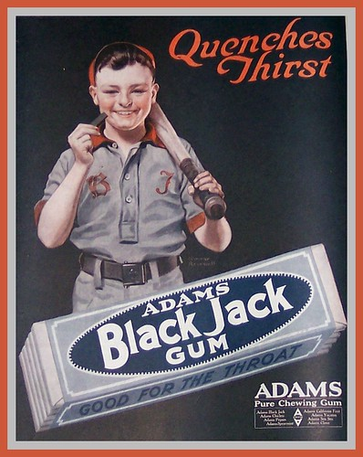 Black jack adult adams blackjack