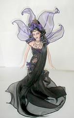 BellaDonna Barbie (plumaluna07@sbcglobal.net) Tags: werewolf vampire ooak gothic barbie