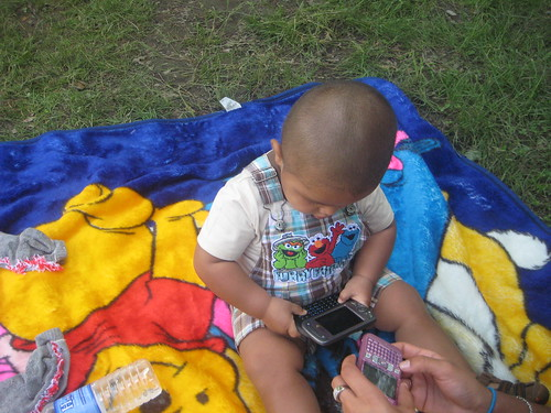 look titi chichi - i can text!