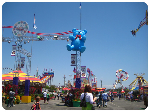 The Orange County Fair, 2009