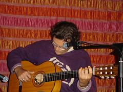 Musician Rashid Winter