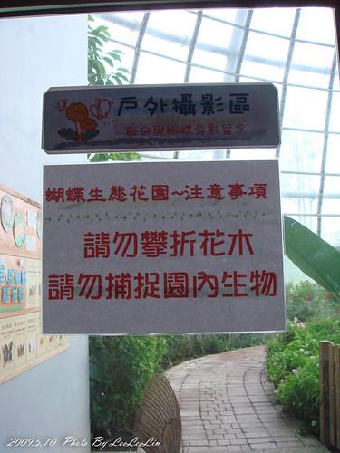 蝴蝶溫室花園-嘉大昆蟲館 嘉義假日親子好去處