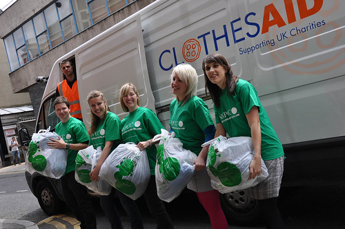 NSPCC launches £2.3m partnership with Clothes Aid