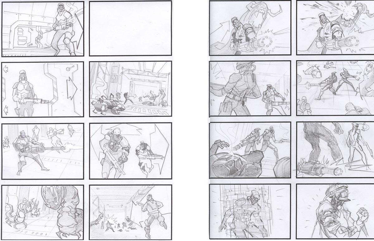 75+ Storyboard Templates – PDF, PPT, DOC, PSD