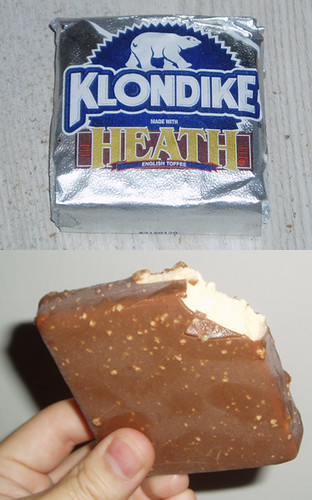 Klondike - Heath Bar