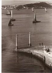 Lisboa. Cais das Colunas (1940-1950)
