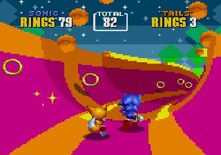 Sonic 2 - Bonus Stage