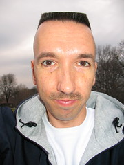 Jarhead Jeff 12 (Flat Top Jeff) Tags: usa haircut hair buzz newjersey whitewalls jarhead nj barber shorthair hnt mustache buzzcut shorn 2008 buzzed crewcut flattop clippers razor straightrazor highntight highandtight skinned landingstrip andis flattie butchwax electricclippers hntflattop highandtightflattop shavedsides highntightflattop brushtop clipperblade clipperovercomb flatastic flatbulous flatteringflattie flattopjeff flattopportunity hotlather italianbarbershop shavedhntflattop shavedhighandtightflattop jarheadjeff
