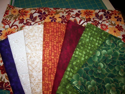 fabric for APOWA February