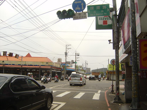 環南路路口