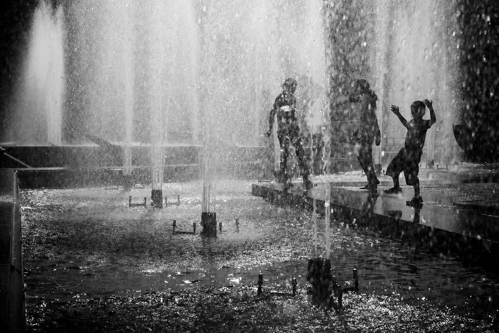 Themapic #13 - Jeux d'eau - Brumisateur
