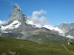 Zermatt, Switzerland (TwoCrabs) Tags: snow alps ice switzerland europe swiss august alpine glaciers zermatt matterhorn 2009