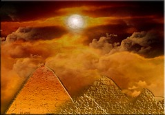 THE GREAT PYRAMIDS - A Tribute to my FAVE FLICKR GROUPS! (fantartsy JJ *2013 year of LOVE!*) Tags: camera sunset sun nature beauty clouds photoshop canon skyscape rays photoart aclass funwithphotoshop blueribbonwinner creativephotography supershot fineartgallery bej passionphotography justclouds platinumphoto anawesomeshot impressedbeauty photographydigitalart flickrdiamond originaldigitalart rubyaward dragondagger thesuperbmasterpiece multimegashot rubyphotographer modernimpressionists zuzkasfaves daarklands flickrvault trolledandproud