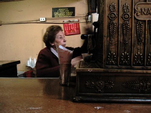 somebody's grandmother, la piojera