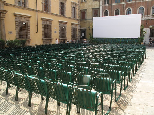 En-plein-air cinema