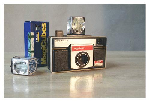 Keystone Auto Instant 126 Camera
