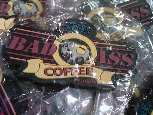 Bad Ass Coffee by you.