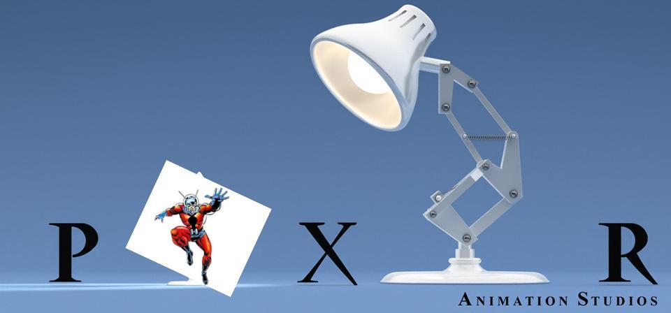 Pixar & Marvel