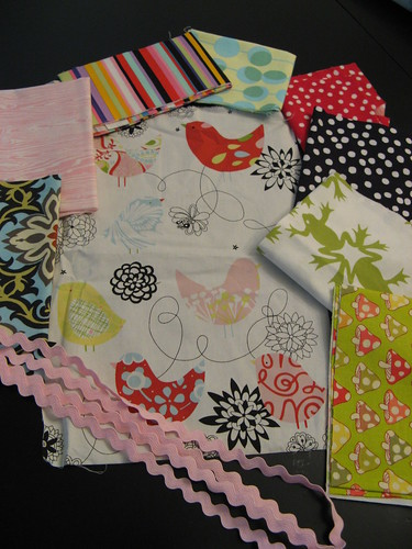 September Fabrics for Bee Modern
