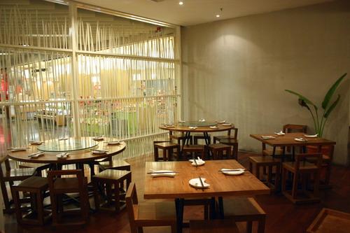 Purple Cane Tea Restaurant Interior 2