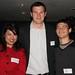 Media Leaders Tracy Lee, Trevor Goss, & Max Marmer