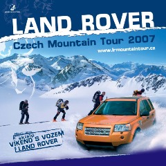 LAND ROVER CZECH MOUNTAIN 2007