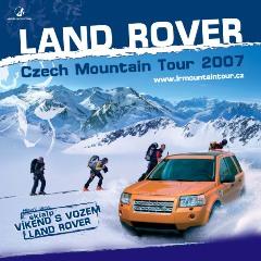 LAND ROVER CZECH MOUNTAIN 2007