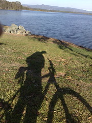 Lake Samsonvale via MTB
