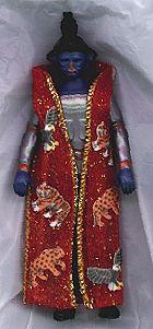 Betelgeusian custom, ST:TMP