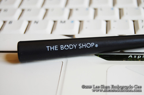 The Body Shop lip/concealer brush by you.