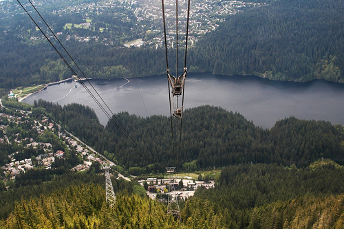 Grouse Grind Closed For The Winter Outdoor Vancouver