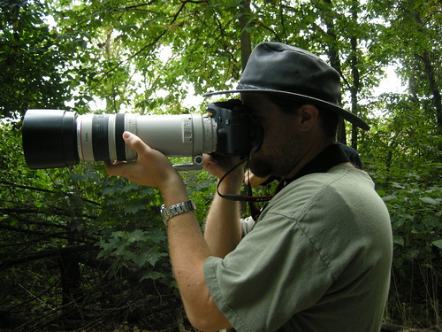 Birdfreak with the Big Lens
