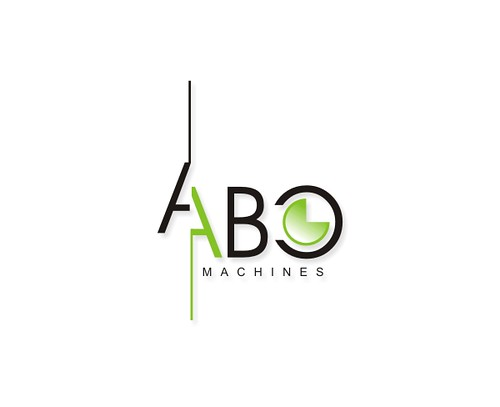 ABC Machine Logo Design