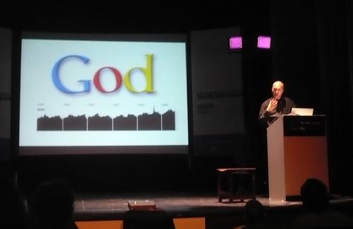 Fe en Dios, como buscas de Google