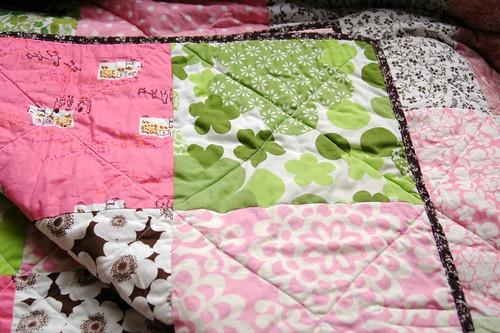pinkgreenbrown squares