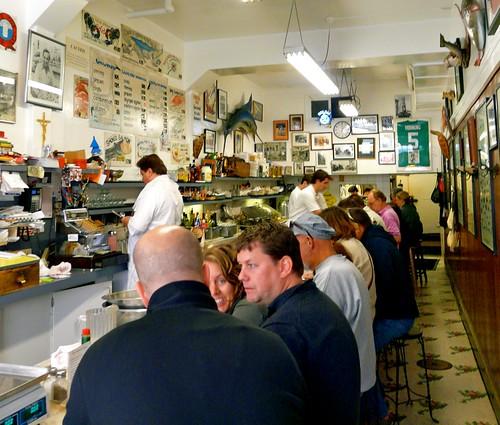 San Francisco Eats: Swan's Oyster Depot