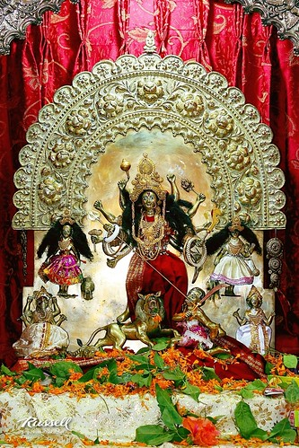 Durga (by Russell John)