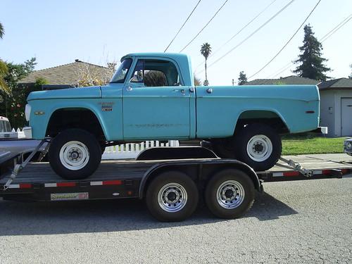 Dodge Sweptline Truck