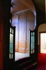 Estilo Art Noveau (ktuka) Tags: arquitectura bruxelles artnouveau bruselas belgica fresco modernismo residencia saintgilles julesbrunfaut rouanpaulemilebaudoin evaldre